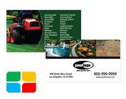 Snow plowing templates snow plowing business cards colourmoves Images